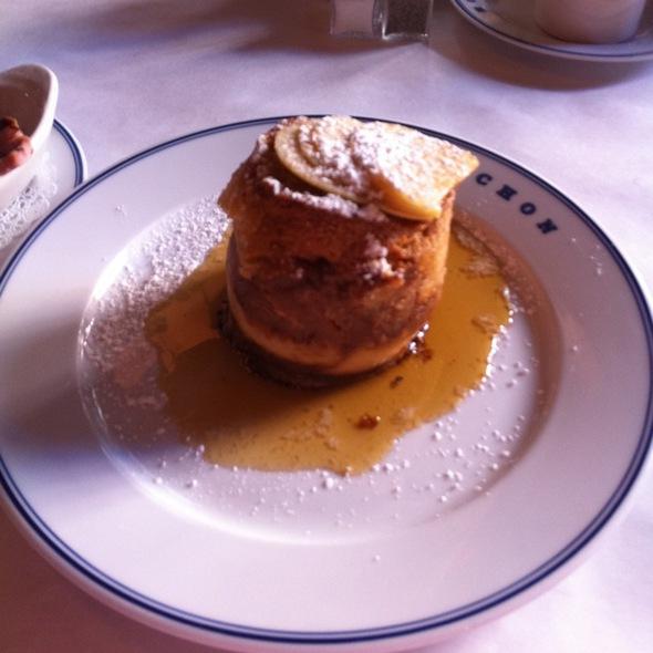 Bouchon French Toast @ Bouchon