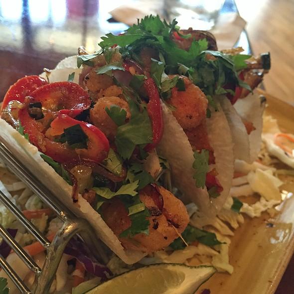 Lobster Jicama Street Tacos @ P. F. Chang's China Bistro