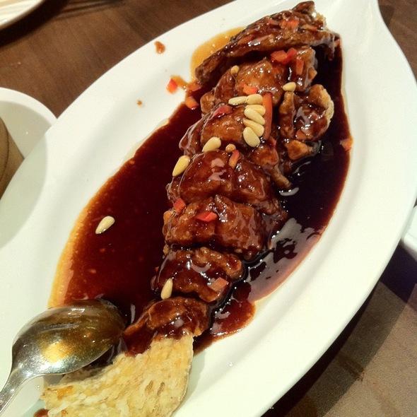 黑醋松子桂花魚 @ 阿拉廚房