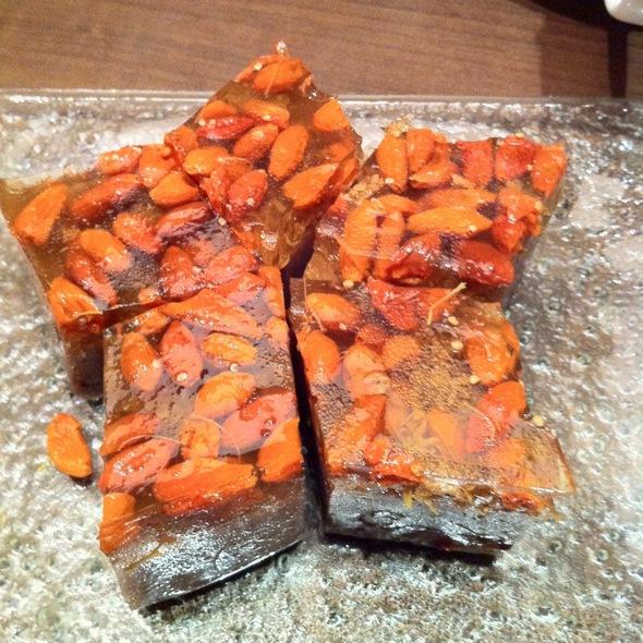 紀子桂花紅豆糕 @ 阿拉廚房