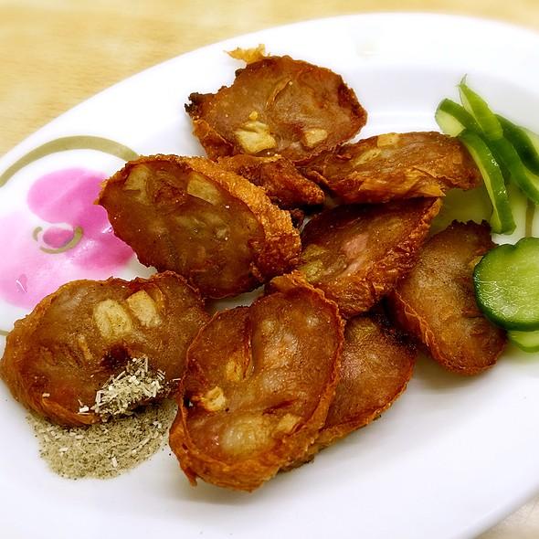 古早味雞卷 @ 國賓鹹粥