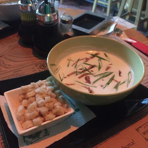 Parmesean Soup