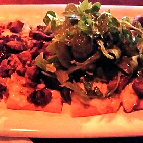Filet Mignon Flatbread