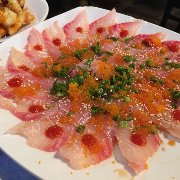 White Fish @ Mr. Sushi