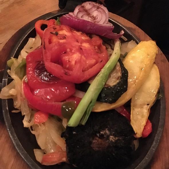 Vegetable Fajita @ Cilantro