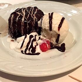 Molton Chocolate Cake