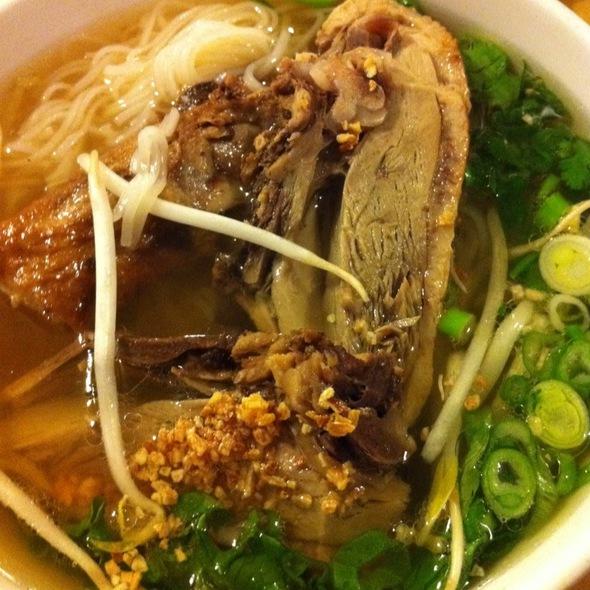 Tender Duck Noodle @ Phnom Penh Noodle House