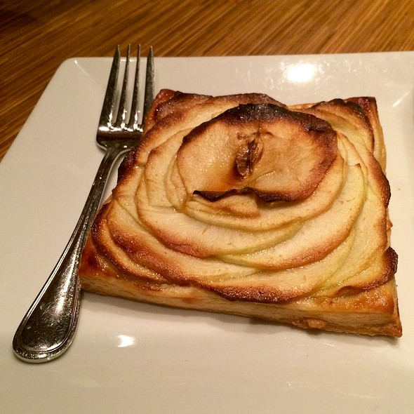 Our Special Apple Tart @ Brodard Chateau