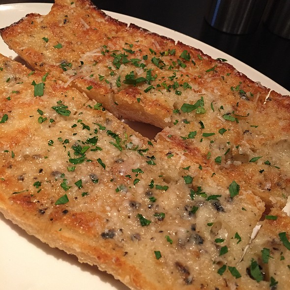 Truffle Garlic Bread - RPM Italian, Chicago, IL
