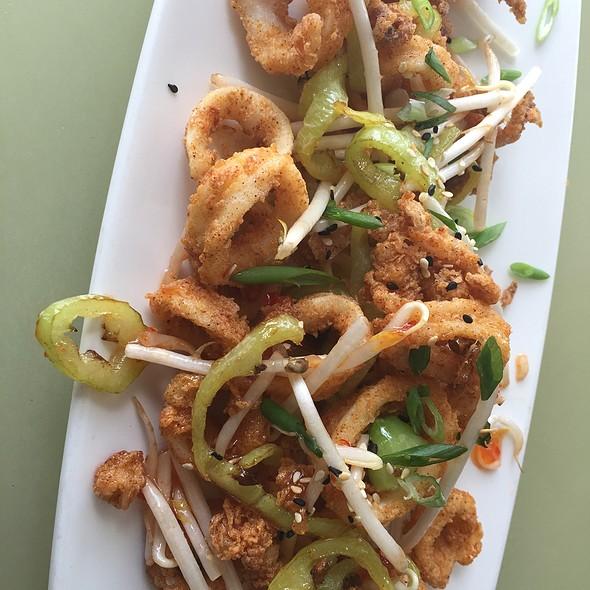 Fried Calamari @ Nordstrom eBar