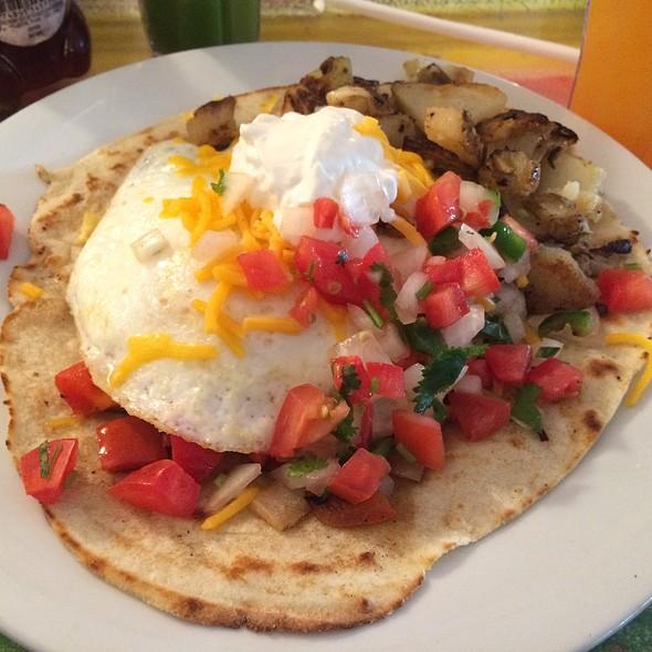 Huevos O'Groats @ John O'Groats Restaurant