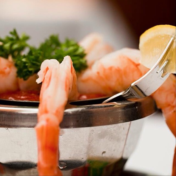 Shrimp Cocktail - The Top Steak House, Columbus, OH