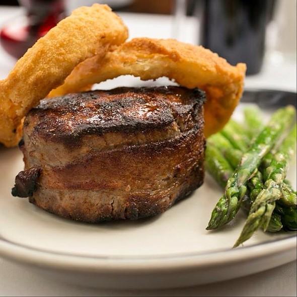 Filet Mignon - The Top Steak House, Columbus, OH