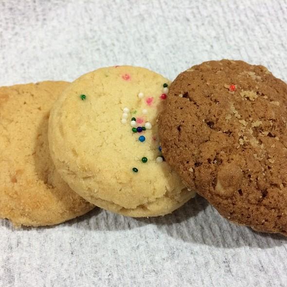 Assorted Cookies @ Donna's Cookies