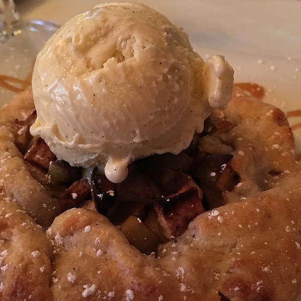 Mini Apple Galette - Page at 63 Main, Sag Harbor, NY