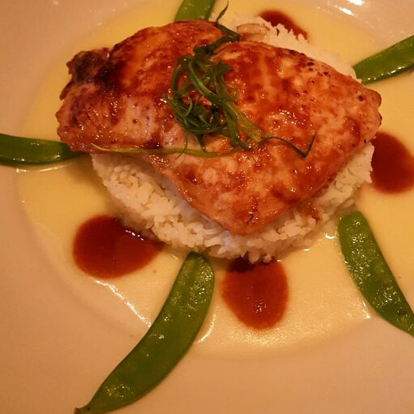 Miso Salmon @ The Cheesecake Factory St. Johns Town Center
