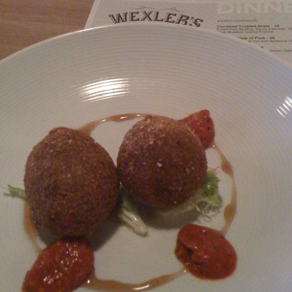 Scotch Eggs @ Wexler's