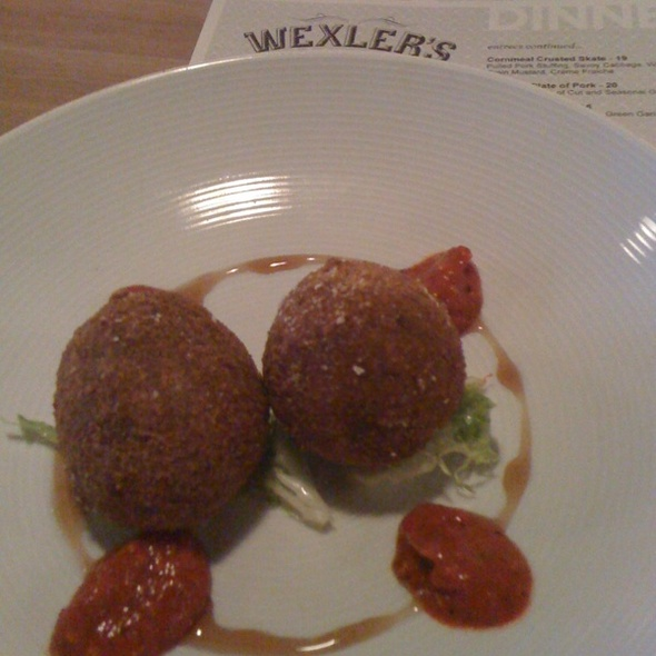 Scotch Eggs @ Wexler's