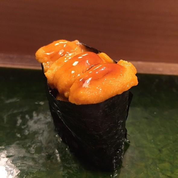 Uni @ Wako Japanese Restaurant