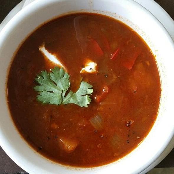 Butternut Squash Chili @ Soup Kitchen Cafe