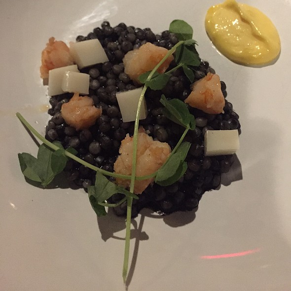 Israeli Cous Cous With Shellfish & Saffron Mayonnaise @ Better Half