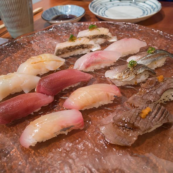 A La Carte Nigiri @ Gintei Fine Japanese Restaurant