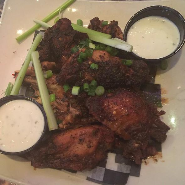 Jerk Chicken @ Carolina Kitchen