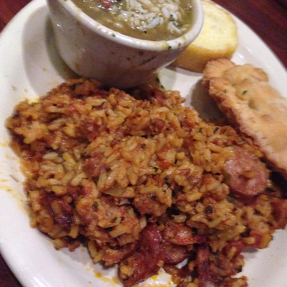 Smoke Andouille Sausage Jambalaya @ Tibby's New Orleans Kitchen