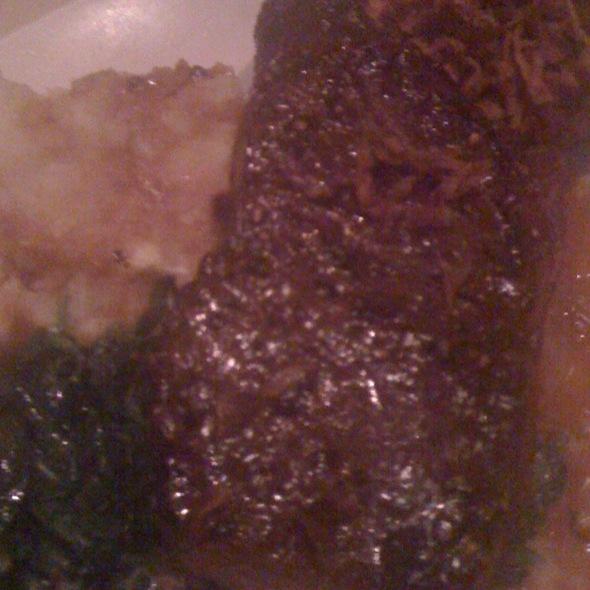 New York Strip Steak - Lone Eagle Grille, Incline Village, NV