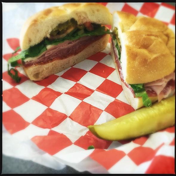 Italian Sandwich @ Corporate Culinary Services Inc
