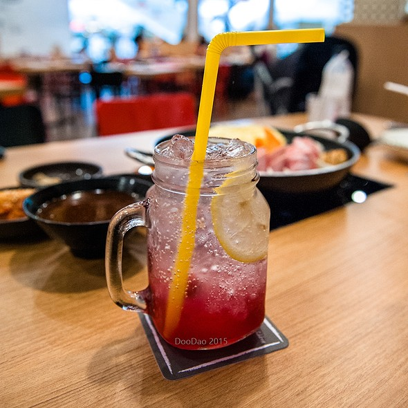 Berry Lemonade @ TUDARI (Central WestGate)