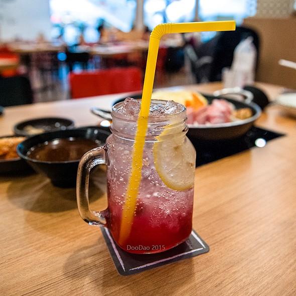 Berry Lemonade @ TUDARI (Central WestGate)