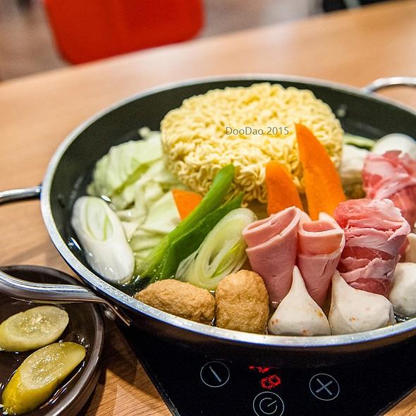 Shindangdon Tteokbokki Premium @ TUDARI (Central WestGate)