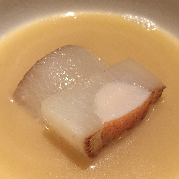 Daikon Scallop Broth