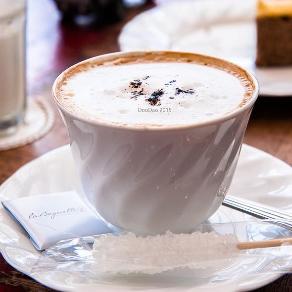 Cappuccino @ La Baguette Pattaya