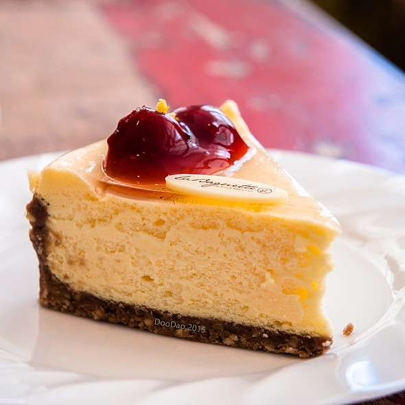 New York Cheesecake @ La Baguette Pattaya