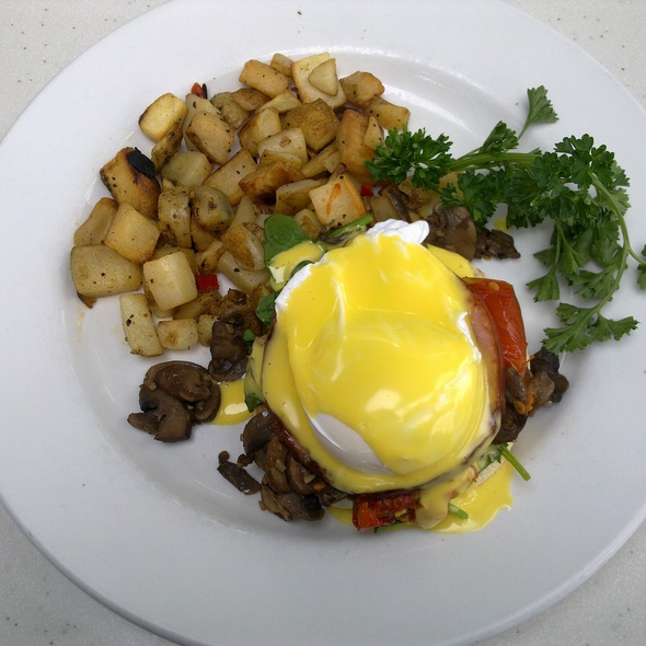 Eggs La Jolla @ Cottage The