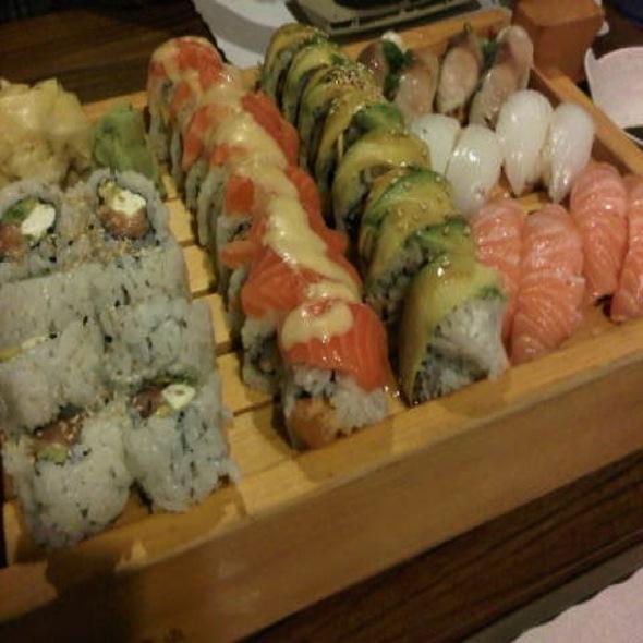 Sushi @ Fuji Japanese Restaurant