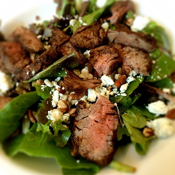Martin Wine Cellar: Metairie  flank steak salad  Foodspotting