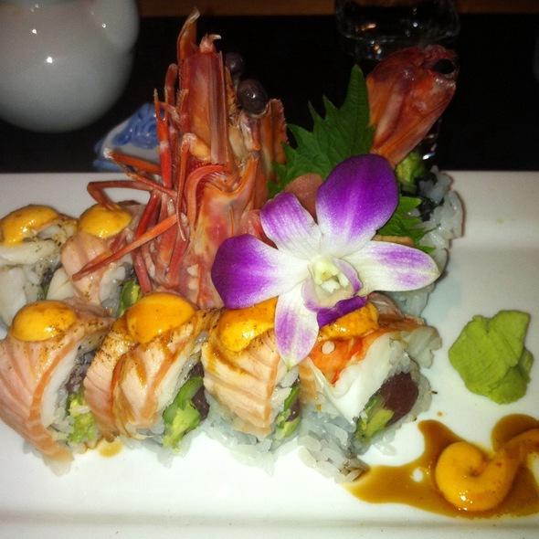 Black Tiger Maki - FuGaKyu Japanese Cuisine, Brookline, MA
