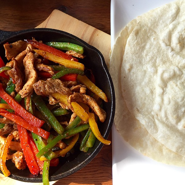 beef fajitas @ Le Tan BBQ - Happy Charcoal