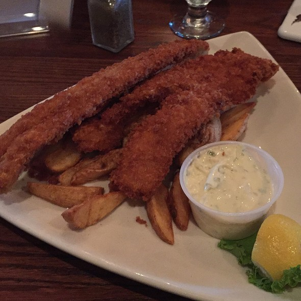 Classic Fish & Chips - Frank O'Dowd's Irish Pub and Grill, Galena, IL