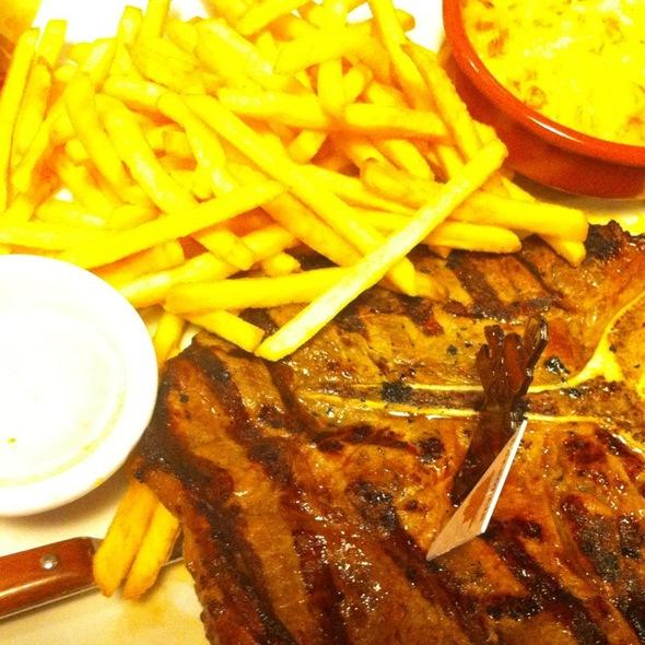 Hippopotamus restaurant grill t bone steak foodspotting - Hippopotamus restaurant grill ...