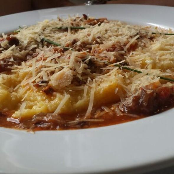 Polenta @ Zeffiro Restaurante Rotisseira