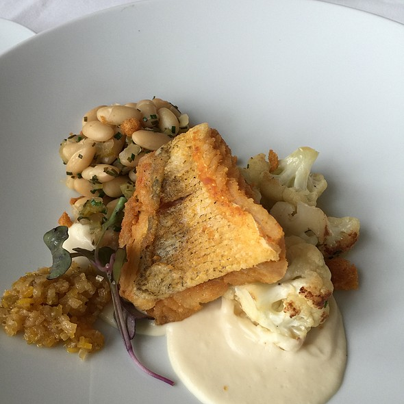 Crispy Pickerel - The Bruce Hotel and Restaurant, Stratford, ON
