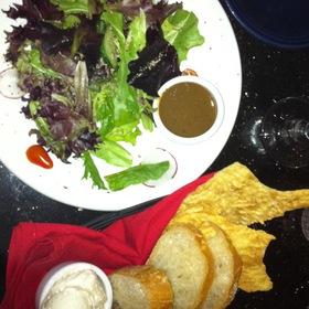 House Salad - Café Trio, Kansas City, MO