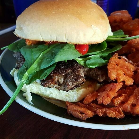 Blacksmith Hamburger @ Cafe Audrey