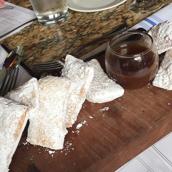 Beignet @ Farmstead at Long Meadow Ranch