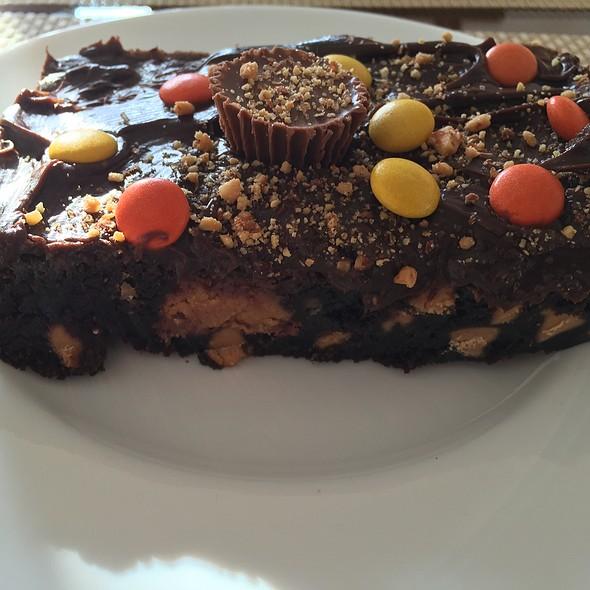 Peanut Butter Brownie @ Foodsherpas