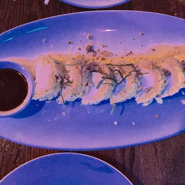 Ice Cream Sushi Roll - Sampan - Philadelphia, Philadelphia, PA